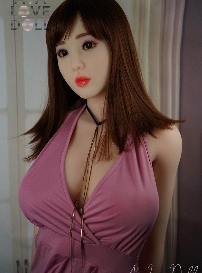 Nini Robe Violette Soirée Proche Face Doll House
