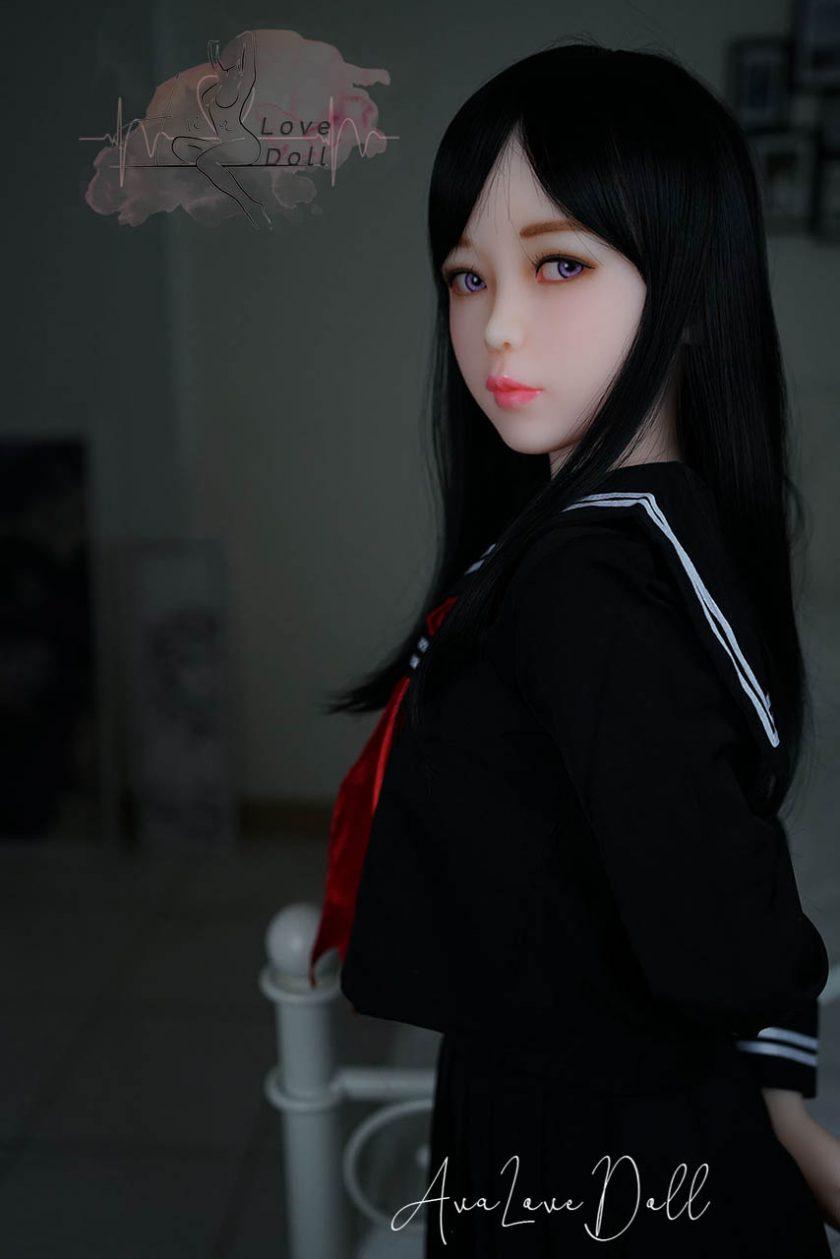Akira Piper Doll Schoolgirl Visage