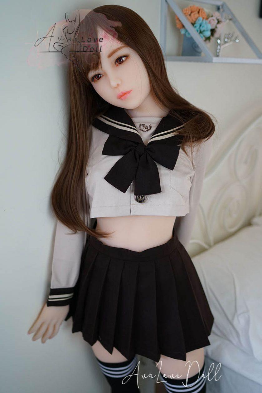Akira Piper Doll Debout Schoolgirl Face
