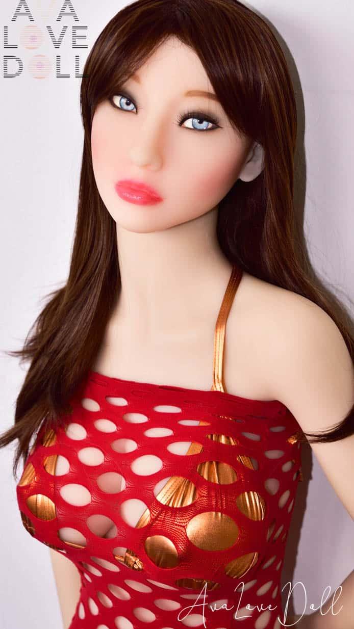 Sabrina Doll Forever Brune Visage