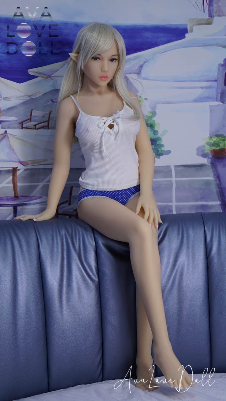 Dora Doll Forever Elf Blonde Warcraft Wow Seigneur Anneaux Fantasy Debardeur Culotte Corps Entier