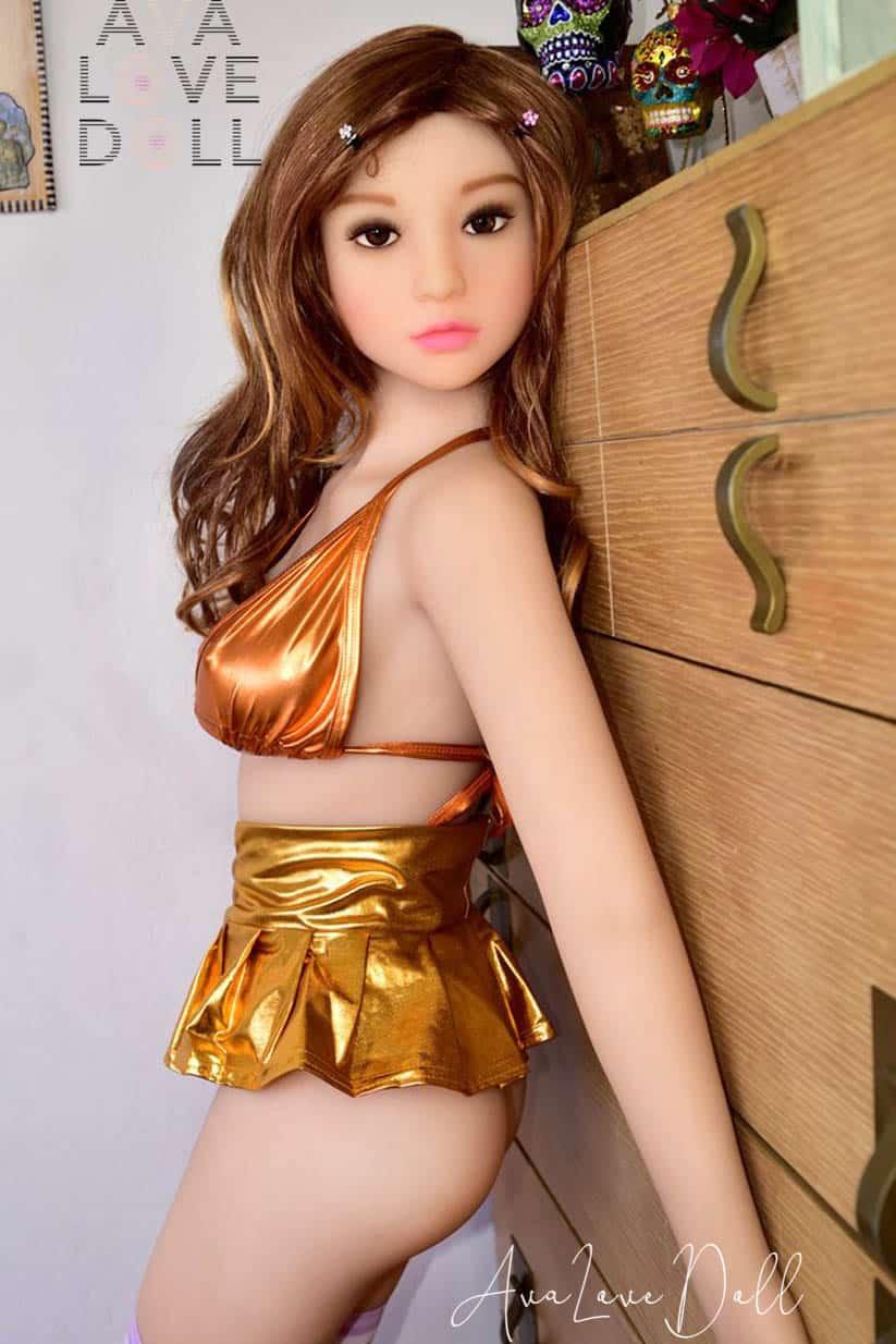 Elsa Doll Forever Visage Profil Fesses