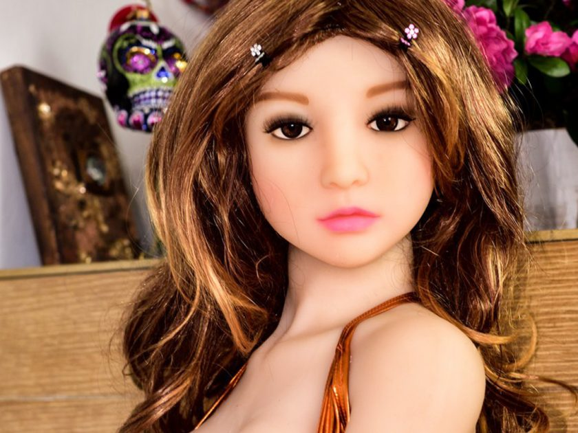 Elsa Doll Forever Visage Face