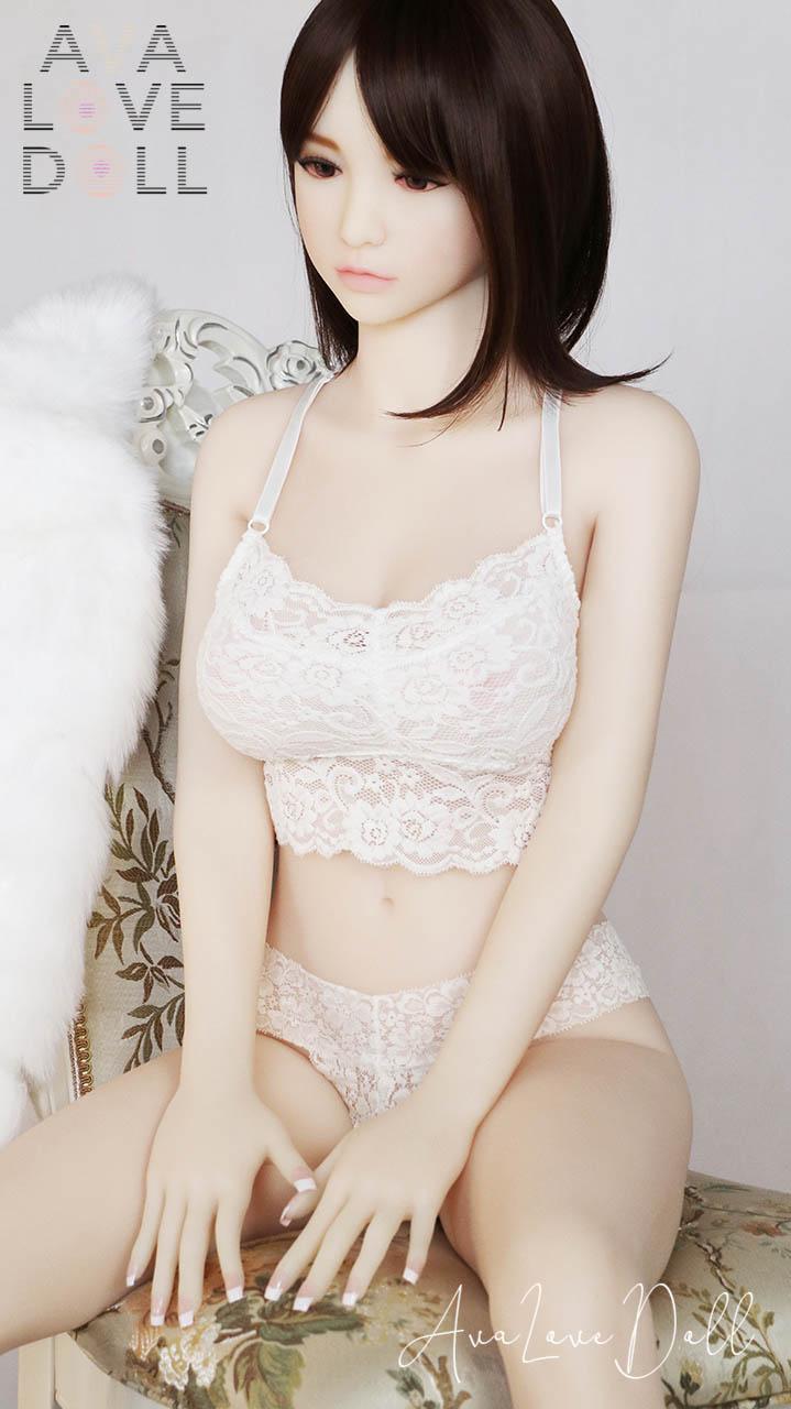 Elsa Doll Forever Assis Dessous Blanc
