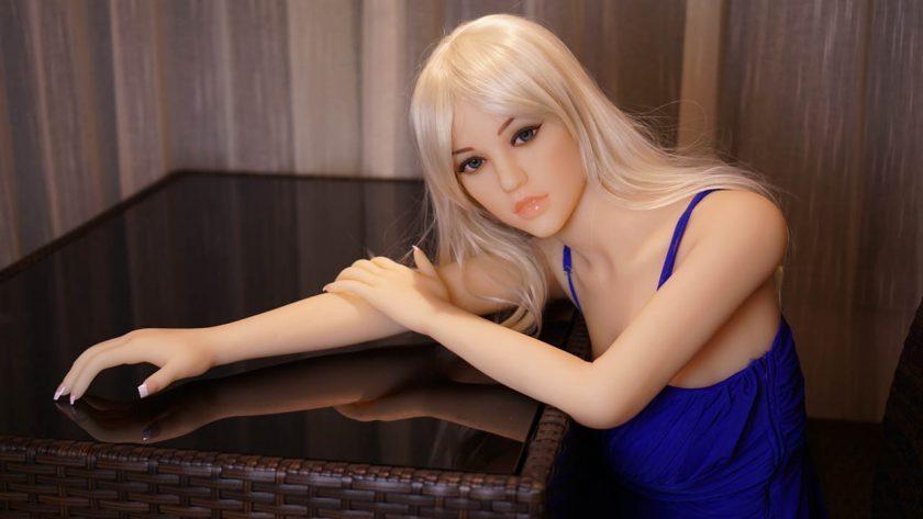 Liana Doll Forever Bras Table Blonde