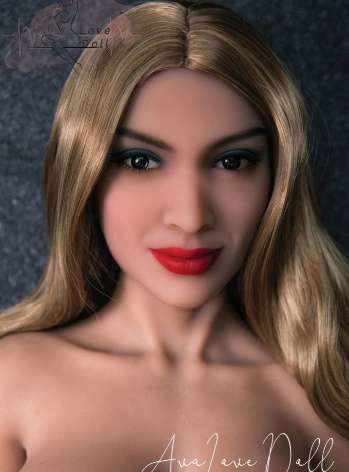 HR Doll Tête 26
