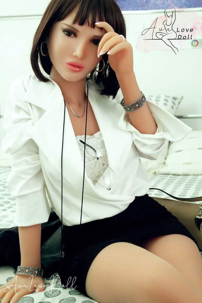 Poupée Sexuelle Flavia Doll Forever 155 cm Bonnet F