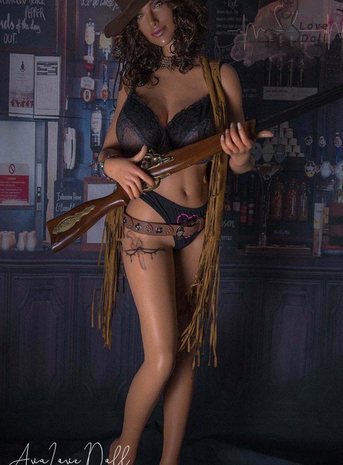 Sino Doll Poupée Silicone 159 cm Bonnet J Tête 14 Selina