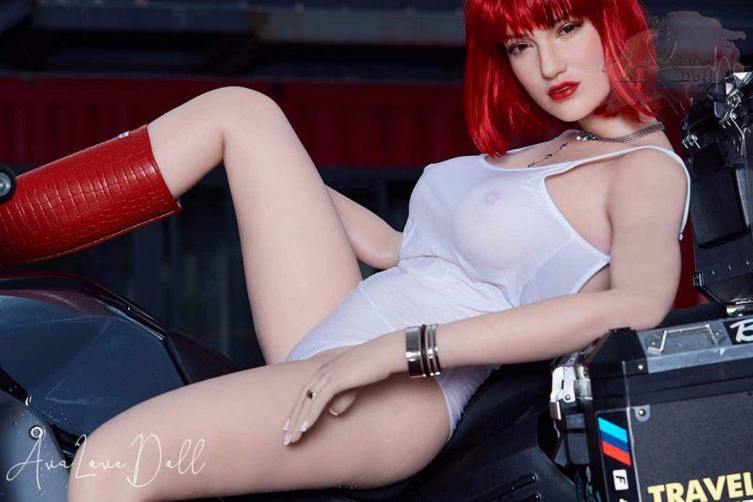 Poupée Sexuelle Sino Amanda Doll Poupée Silicone Bonnet H 172 cm Tête 2 Love Doll