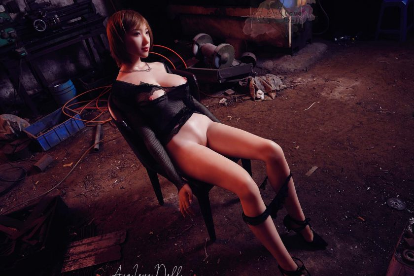 Poupée Sexuelle Sino Yujing Doll Poupée Silicone Bonnet H 172 cm Tête 33 Love Doll