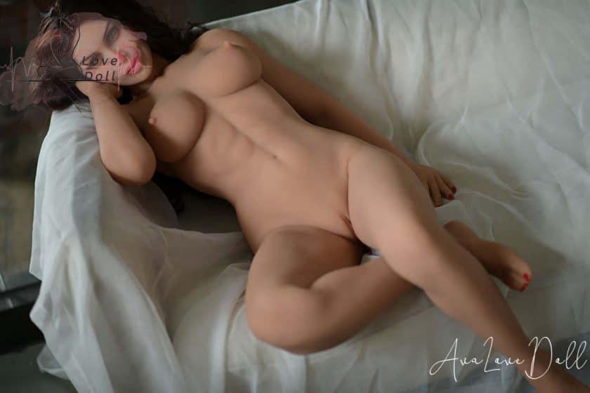 Poupée Sexuelle TPE HR Doll 154 cm Tête 36