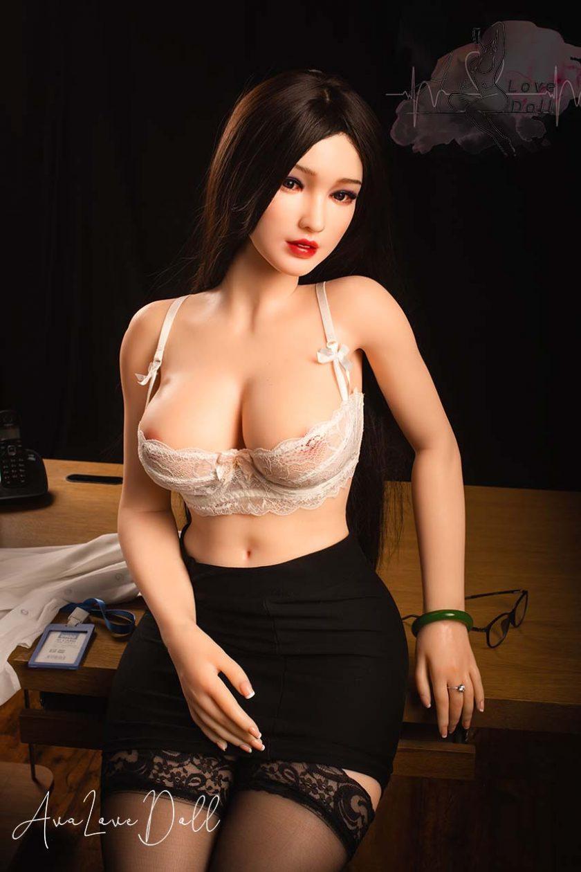 Poupée Silicone R S Sino Doll S33 162cm Lin Yanyan