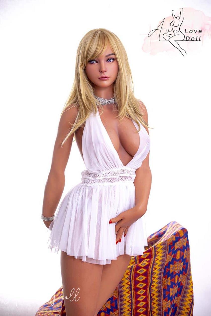 Poupée Silicone Sino Doll S34 160cm Megan