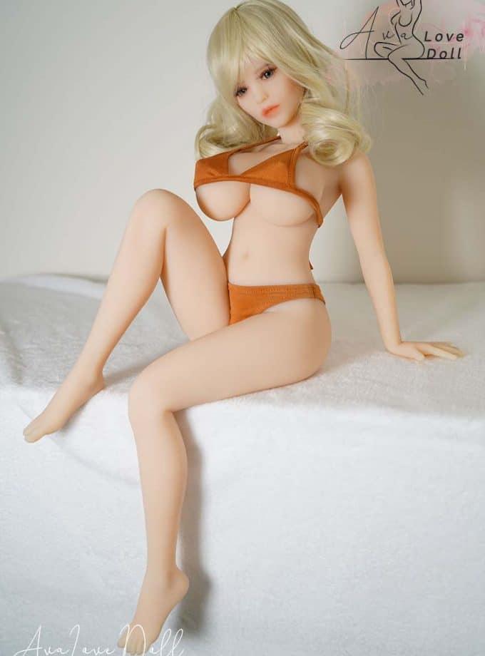 Mini Poupée Sexuelle Doll Forever 80cm