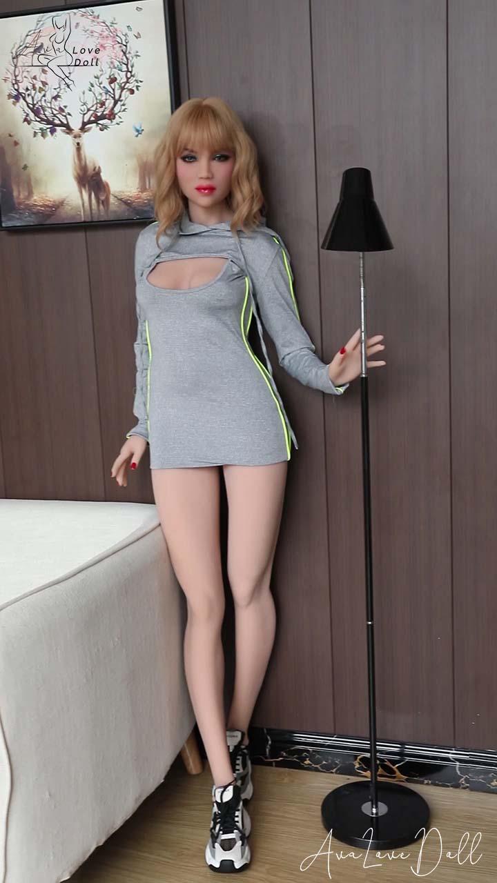 Poupée TPE HR Doll 158cm Tête Visage 43