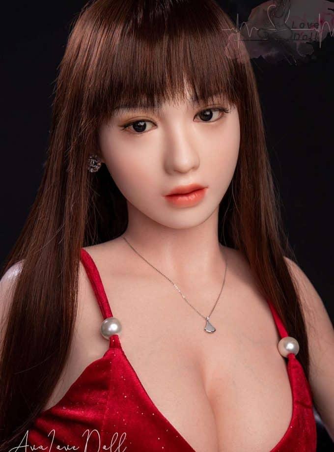 Poupée Silicone Future Doll 163cm Visage F4
