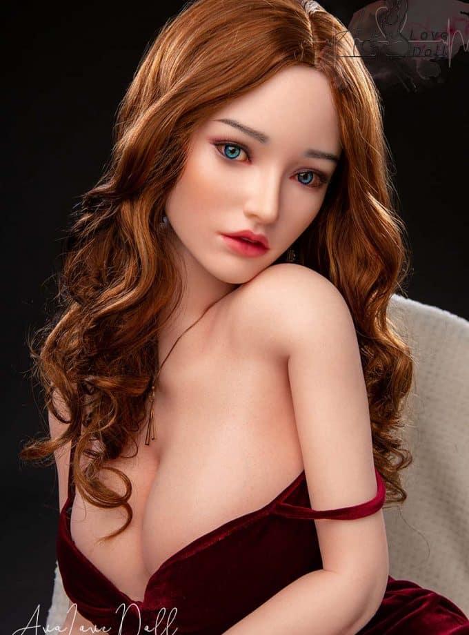Poupée Silicone Future Doll 163cm Visage F5