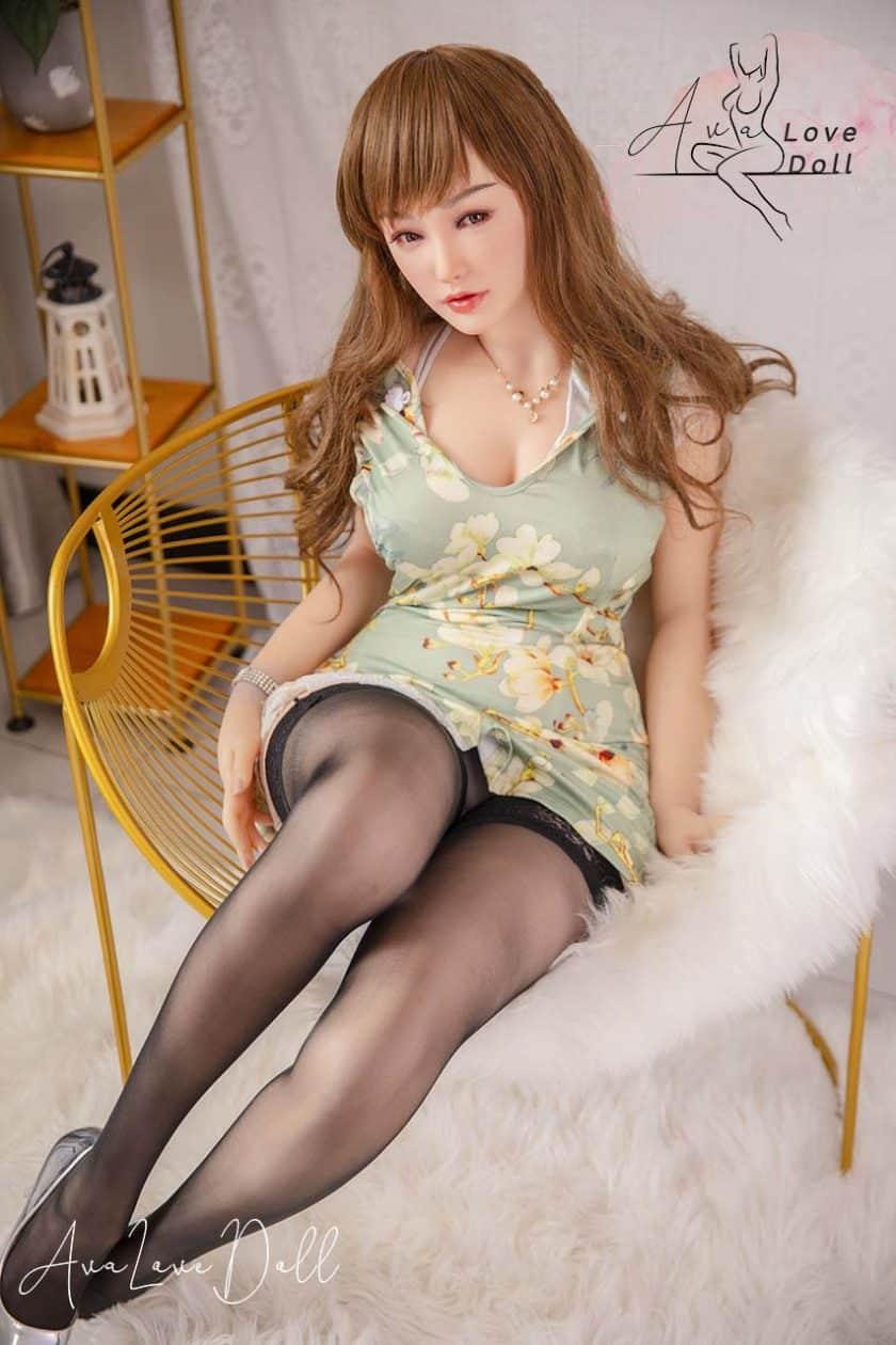 Poupée Silicone Sino Doll S40