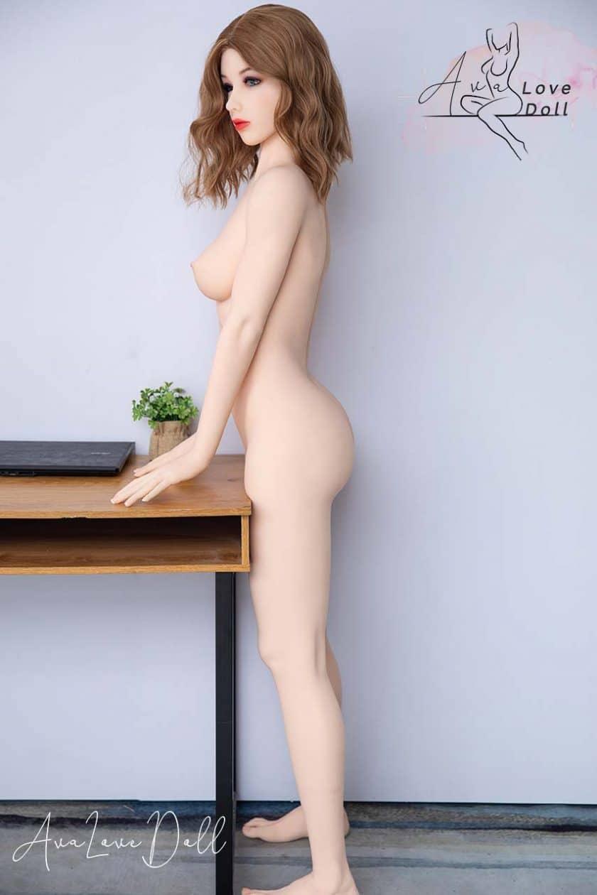 Poupée adulte 6YE Doll 162cm Tête 146 02
