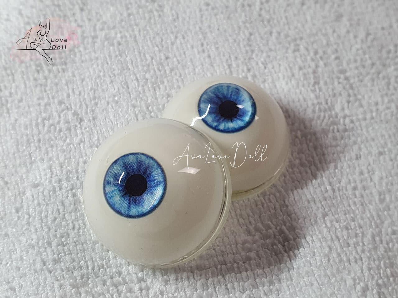 Yeux Bleus 1