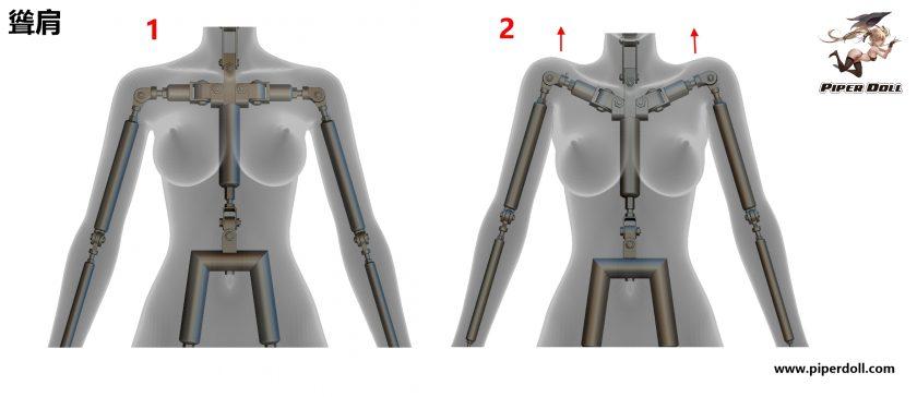 Poupée Silicone Piper Doll Conception