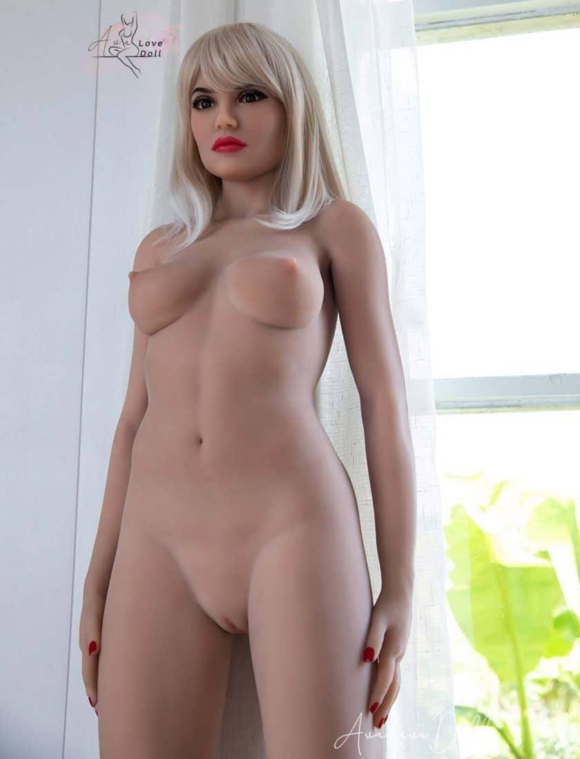 Poupée Sexuelle HR Doll 158cm Tête 47