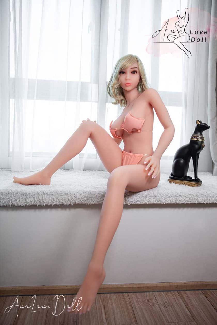 Doll Forever Sex Doll Zoe 145cm Fitness
