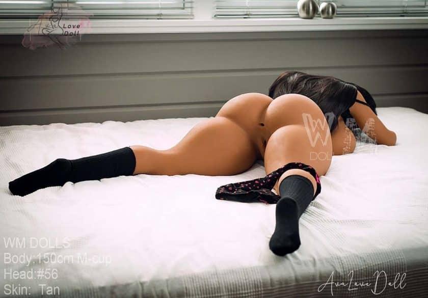 Poupée Sexuelle WM Doll 150cm Visage 56 Bonnet M