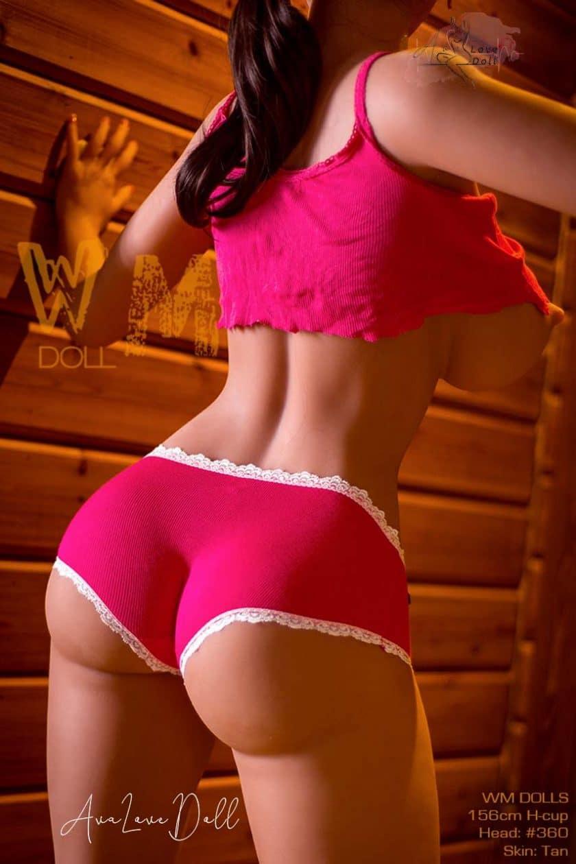 Love Doll WM Doll 156cm Visage 360 Bonnet H