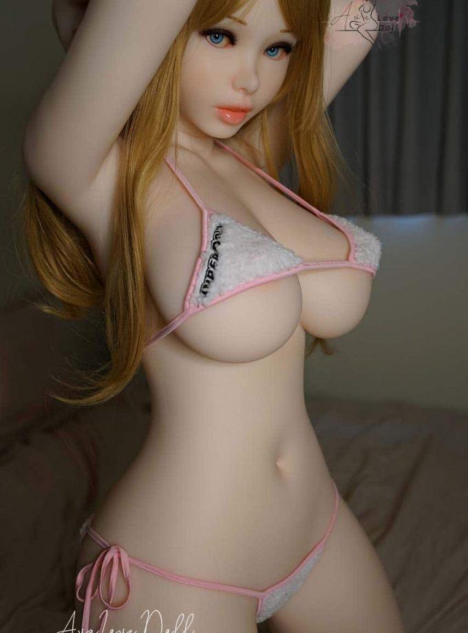Poupée Silicone Piper Doll Ariel 150 cm Bonnet G