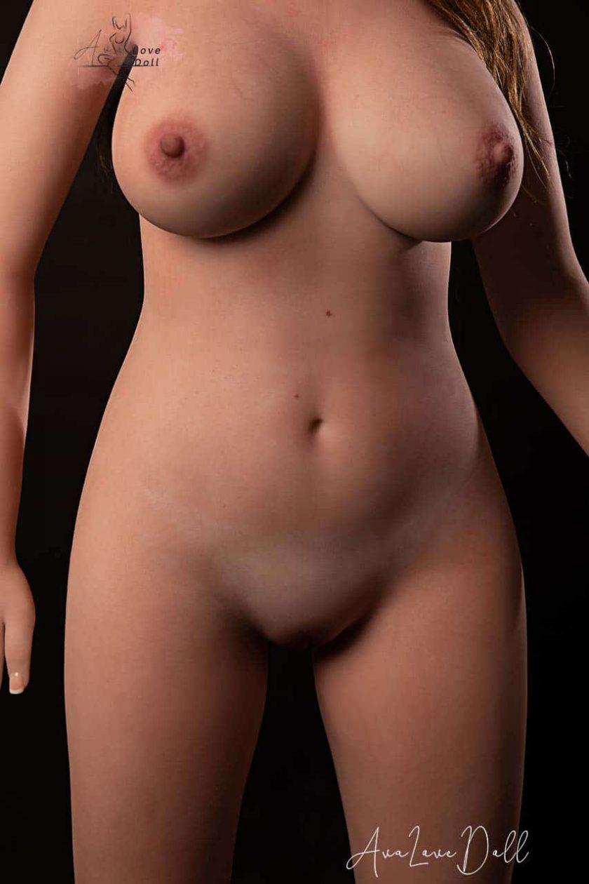 Poupée Silicone TPE Starpery Amy 156cm