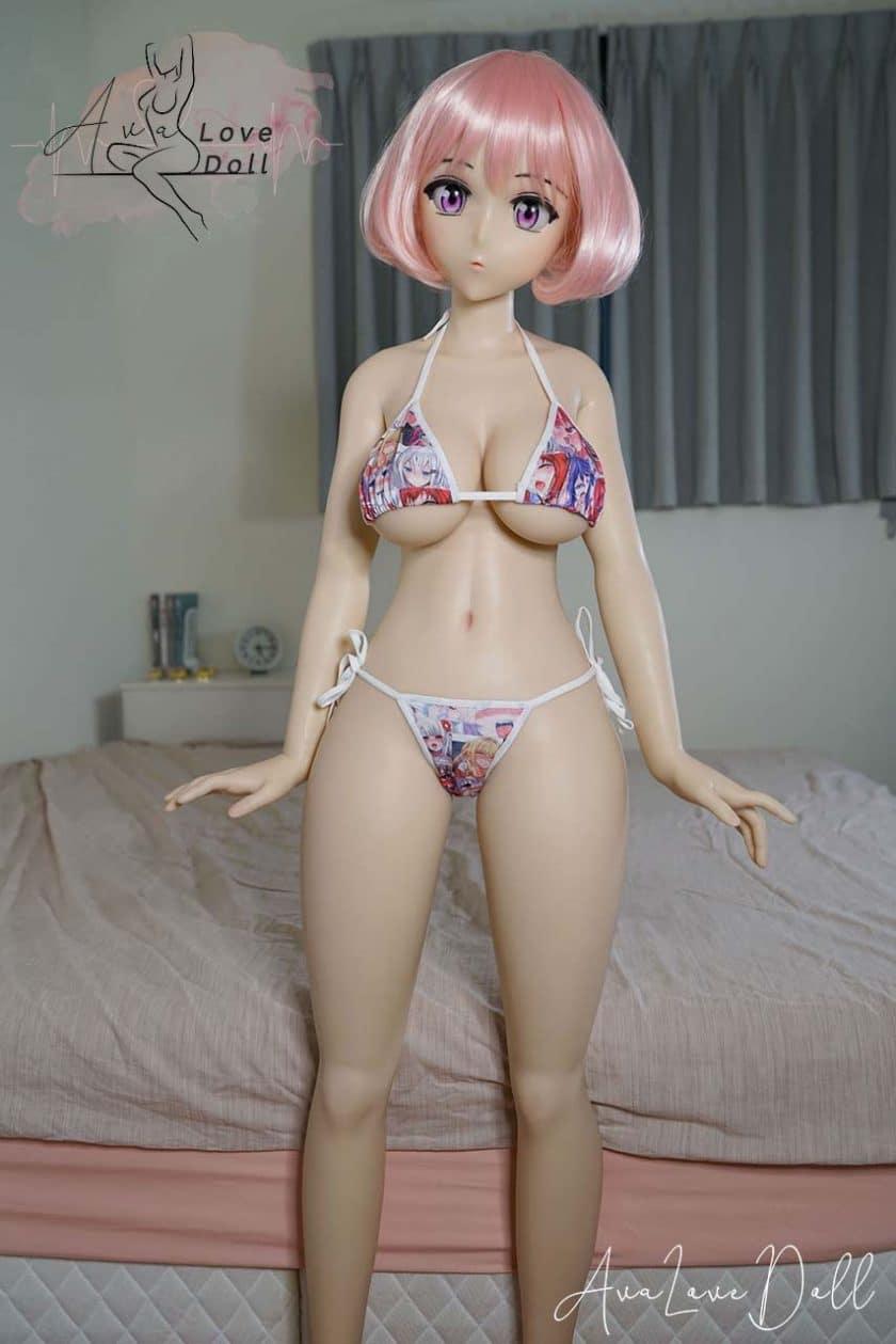 Doll House 168 Poupée Silicone Shiori A 140 cm bonnet E