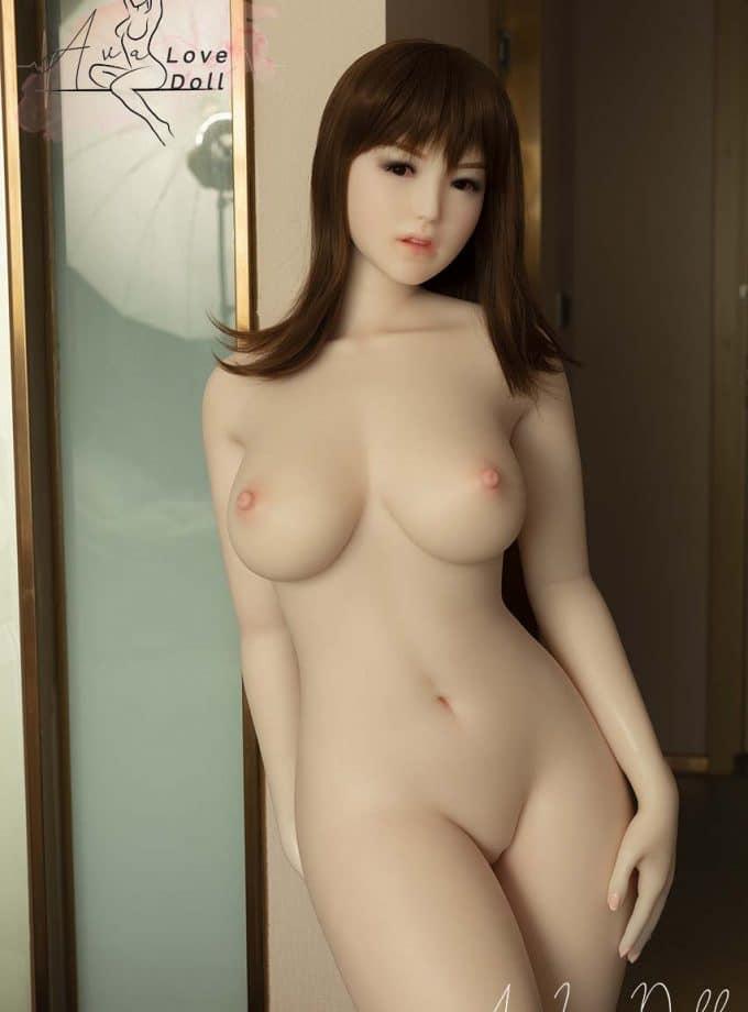 Piper Doll Poupée Silicone 160 cm Bonnet H Risako