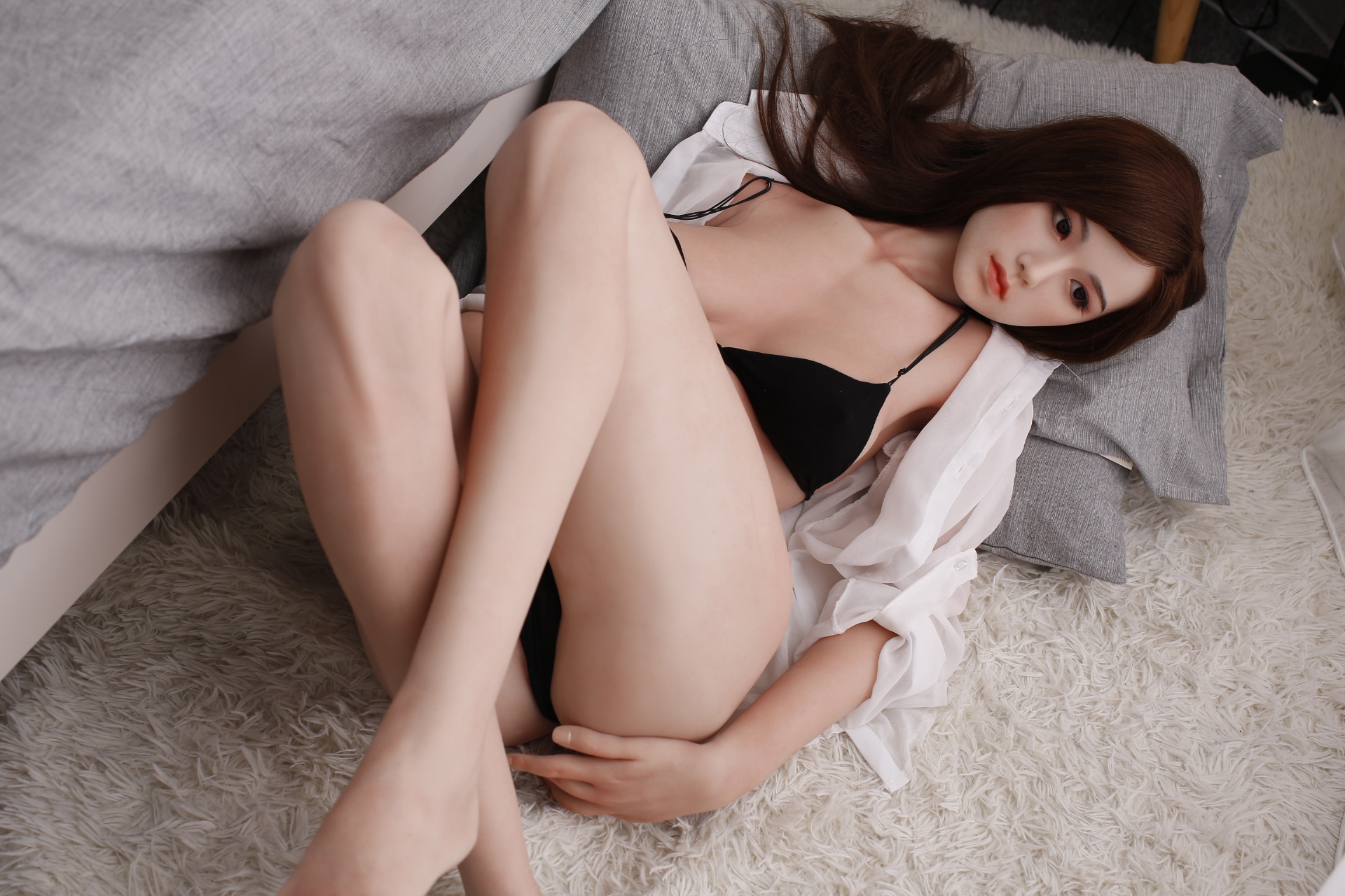 Poupée Silicone Sex Doll Starpery Jiu Mei 171 cm Bonne C