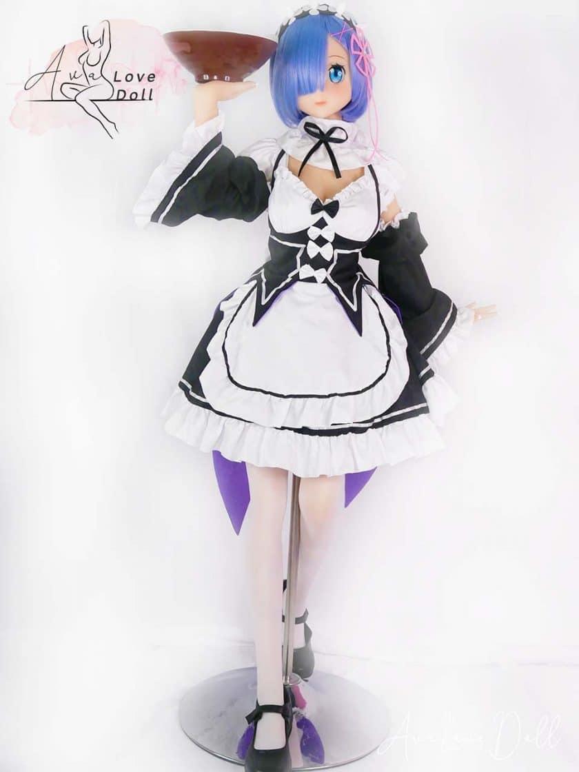 Rem Poupée Anime Aotume Rezero 143 cm Bonnet D Tête 7