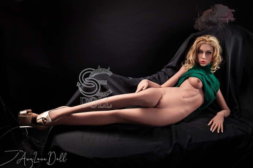 SeDoll sex doll Visage 47 Lisa 166 cm bonnet C